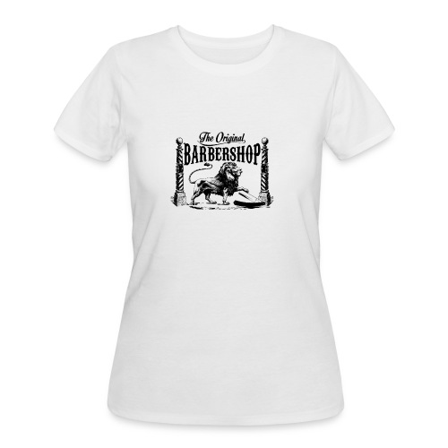 The Original Barbershop - Women's 50/50 T-Shirt