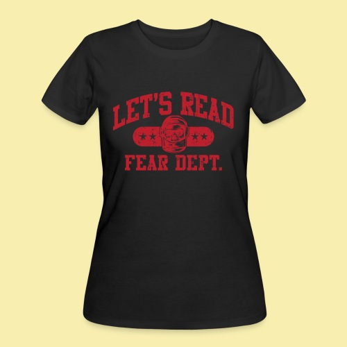 Athletic - Fear Dept. - RED - Women's 50/50 T-Shirt