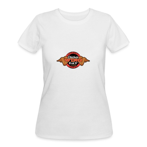 Chicken Wing Day - Women's 50/50 T-Shirt