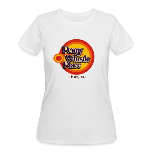 Penny Whistle Place - Women's 50/50 T-Shirt