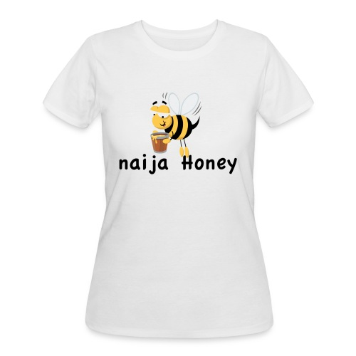 naija honey... - Women's 50/50 T-Shirt