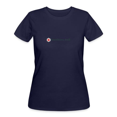 6 Brothers Deli - Women's 50/50 T-Shirt