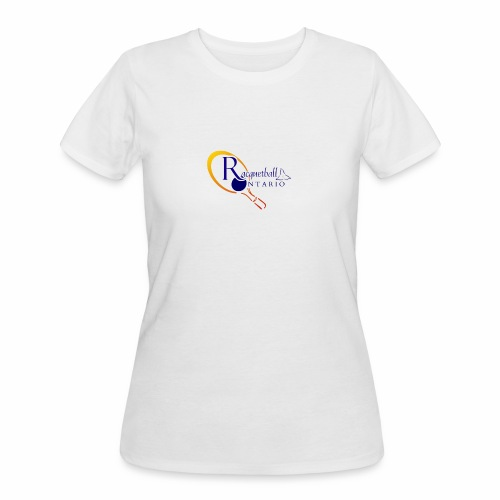 Racquetball Ontario branded products - Women's 50/50 T-Shirt