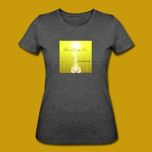 Miracle From Above - Women's 50/50 T-Shirt