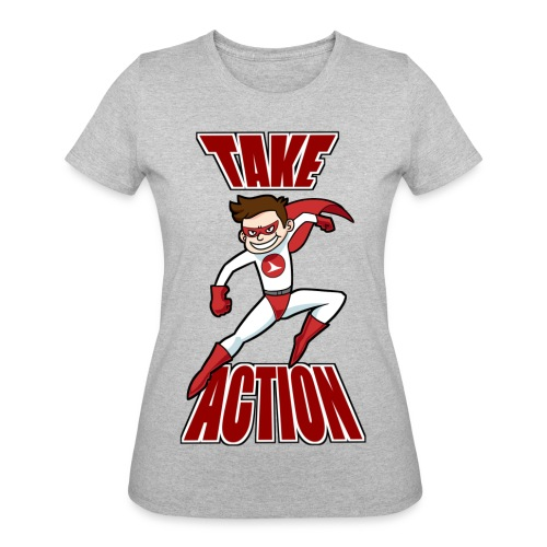 Thorn - Take Action - Women's 50/50 T-Shirt