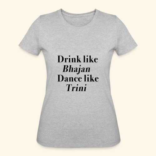 Like Bhajan, Like Trini - Women's 50/50 T-Shirt