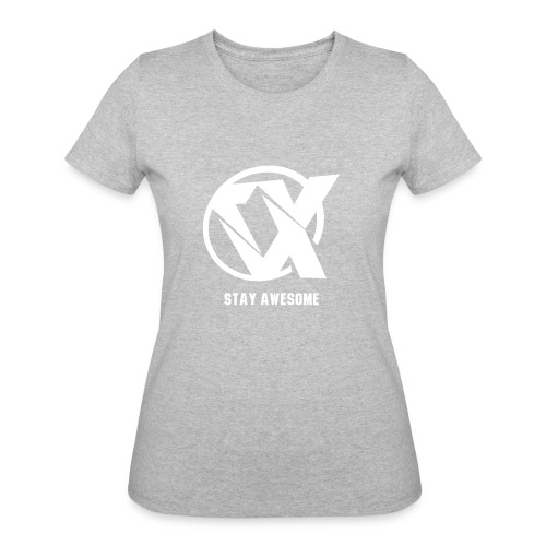 Vlex Stay Awesome Shirt (Officiel) - Women's 50/50 T-Shirt