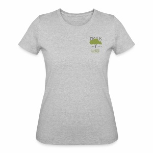 Tree Reading Swag - Women's 50/50 T-Shirt