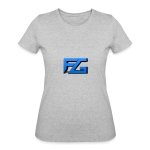 Freeze Gaming Logo - Women's 50/50 T-Shirt