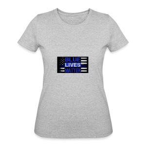 blue-lives-matter-membership-1-1024x538 - Women's 50/50 T-Shirt