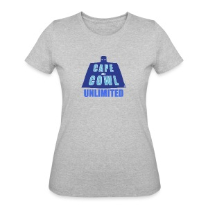 Cape and Cowl Unlimited - Women's 50/50 T-Shirt