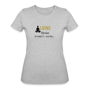 Yoga - Women's 50/50 T-Shirt