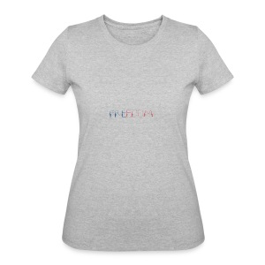 Freedom - Women's 50/50 T-Shirt