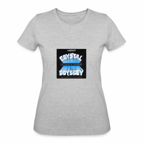 Laserium Crystal Osyssey - Women's 50/50 T-Shirt