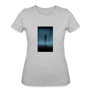 Creepy Forest Person - Women's 50/50 T-Shirt