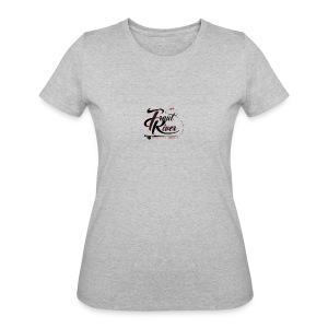 Trout River Brewing - Women's 50/50 T-Shirt
