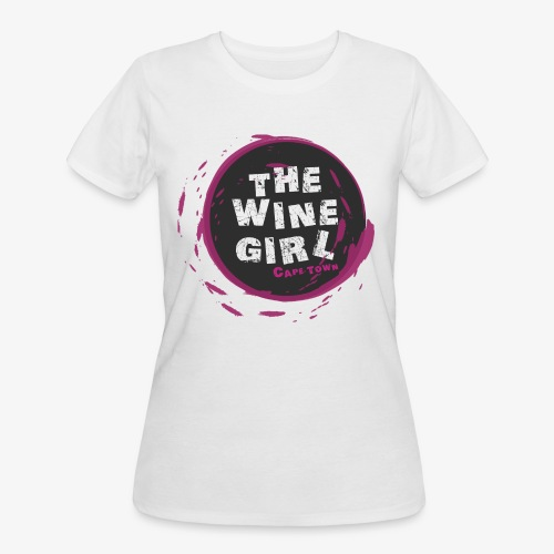 The Wine Girl - Women's 50/50 T-Shirt