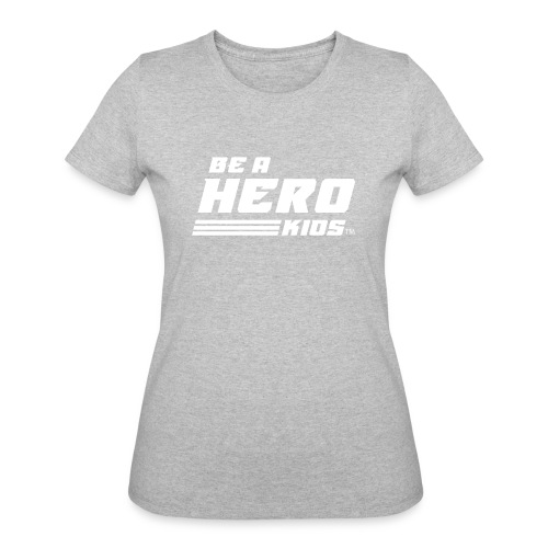 BHK secondary white TM - Women's 50/50 T-Shirt
