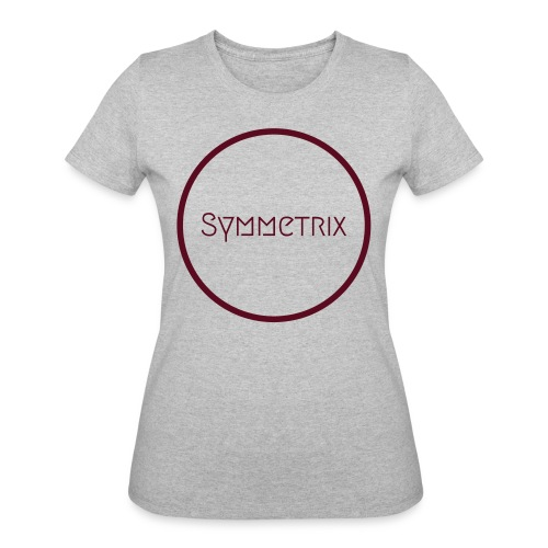 symmetrix band tshirt - Women's 50/50 T-Shirt