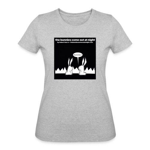 tbcoan Where the bitches at? - Women's 50/50 T-Shirt