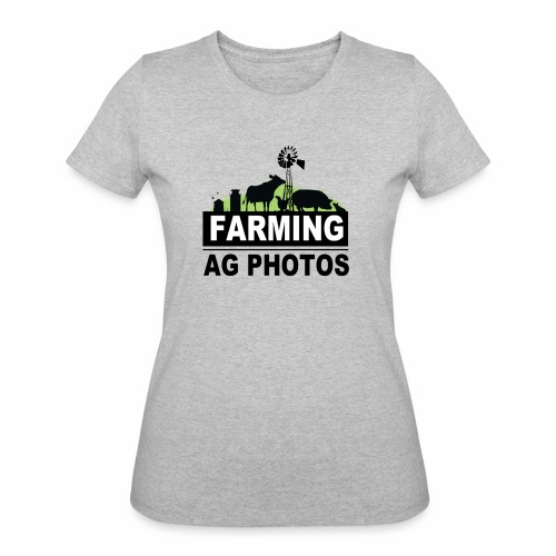 Farming Ag Photos - Women's 50/50 T-Shirt