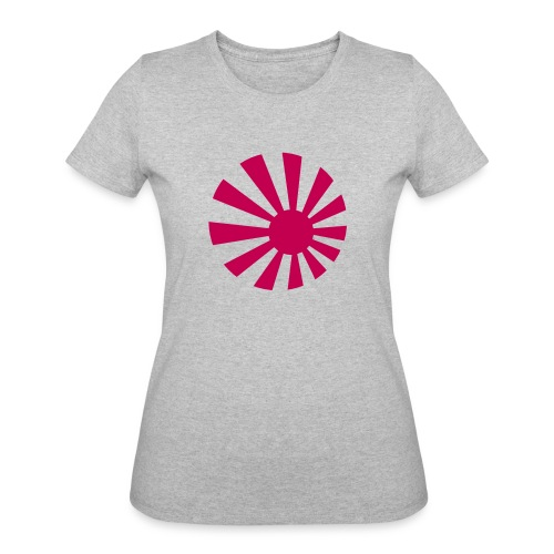 Japan Symbol - Axis & Allies - Women's 50/50 T-Shirt