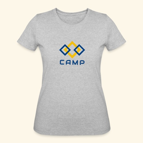 CAMP LOGO and products - Women's 50/50 T-Shirt