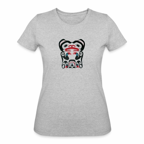 Eager Beaver - Women's 50/50 T-Shirt