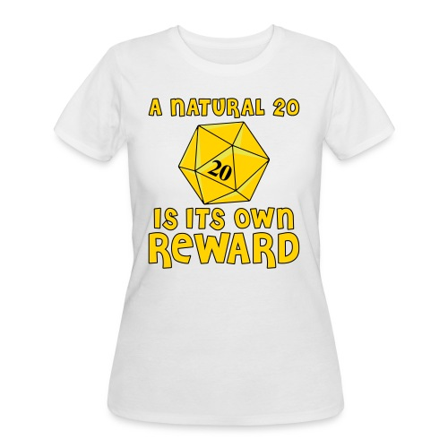 Natural Twenty - Women's 50/50 T-Shirt