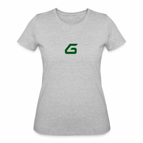 The New Era M/V Sweatshirt Logo - Green - Women's 50/50 T-Shirt