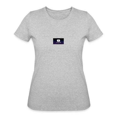 my life is youtube poster - Women's 50/50 T-Shirt