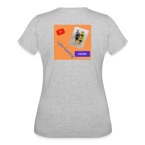 Luke Gaming T-Shirt - Women's 50/50 T-Shirt