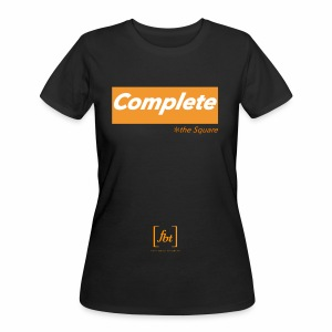 Complete the Square [fbt] - Women's 50/50 T-Shirt