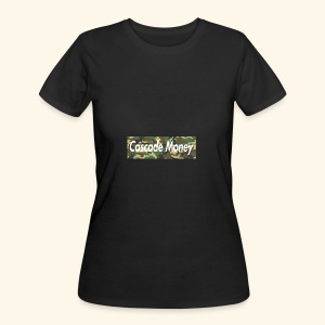 Cascade money camo - Women's 50/50 T-Shirt