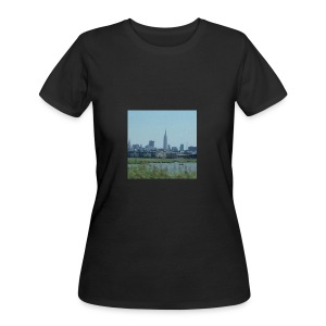 New York - Women's 50/50 T-Shirt