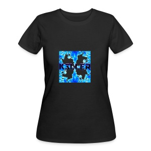 My Main Logo - Women's 50/50 T-Shirt