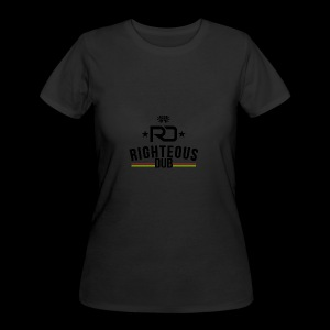 Righteous Dub Logo - Women's 50/50 T-Shirt