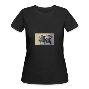 Nep and Friends - Women's 50/50 T-Shirt