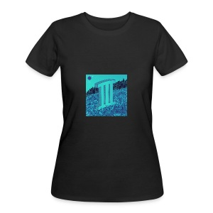 Currensy PilotTalk3 Artwork - Women's 50/50 T-Shirt