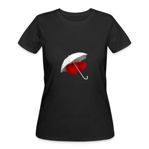 love valentin day - Women's 50/50 T-Shirt
