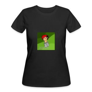 zomb is nere - Women's 50/50 T-Shirt