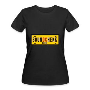 SoundChekk_BandVector - Women's 50/50 T-Shirt