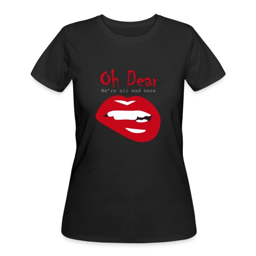Oh Dear - Women's 50/50 T-Shirt