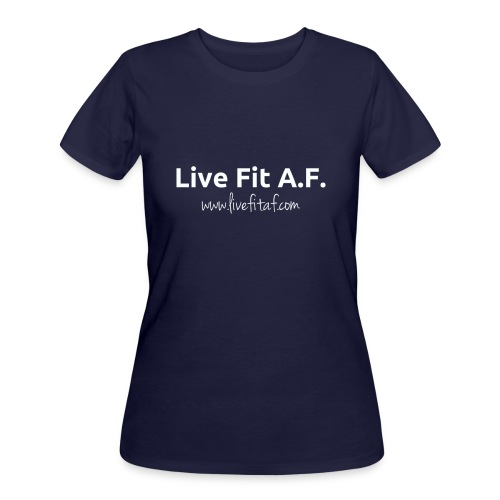COOL TOPS - Women's 50/50 T-Shirt