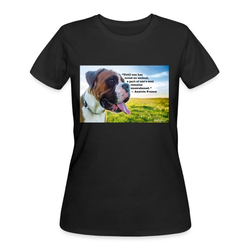 Until one has loved an animal - Women's 50/50 T-Shirt