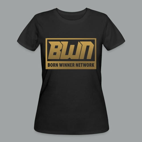 BWN (Gold) - Women's 50/50 T-Shirt