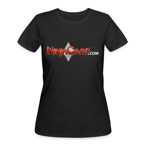 NC Logo for Dark Products - Women's 50/50 T-Shirt