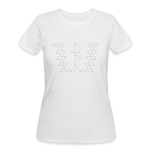 Faith Runnerz Tee Logo - Women's 50/50 T-Shirt