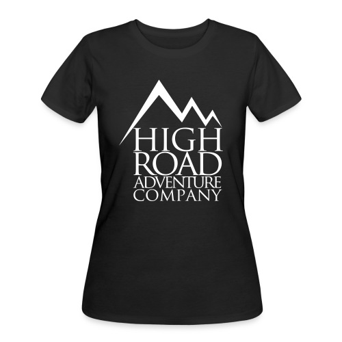 High Road Adventure Company Logo - Women's 50/50 T-Shirt