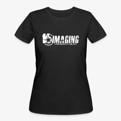 16IMAGING Horizontal White - Women's 50/50 T-Shirt